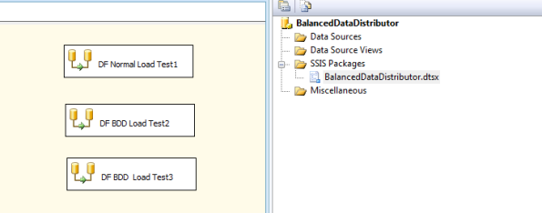 BalancedDataDistributor Package
